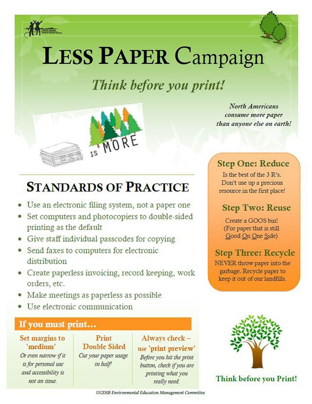 less-paper-campagin-poster