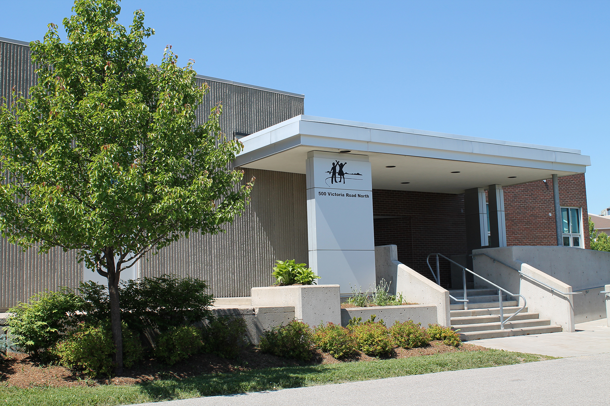 The Upper Grand District School Board's Guelph Board Office, pictured in 2017.