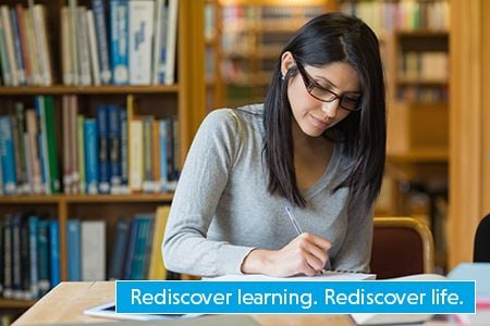 Rediscover learning, rediscover life through the UGDSB's Continuing Education program.