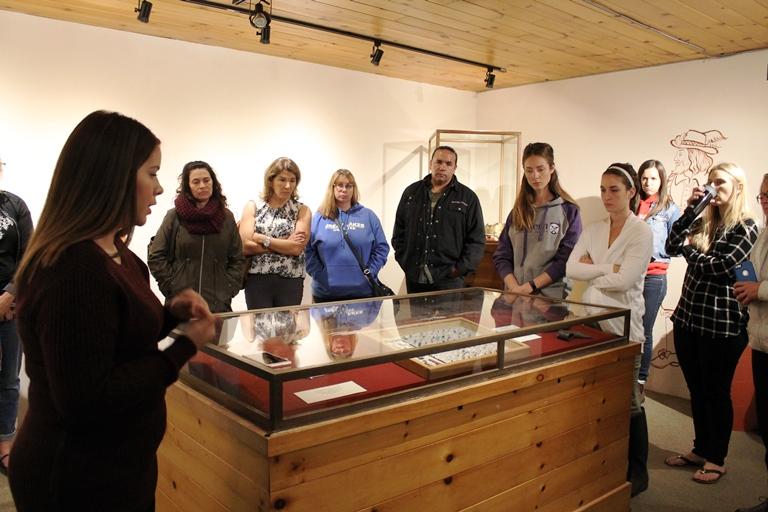 Woodland Cultural Centre Museum Tour