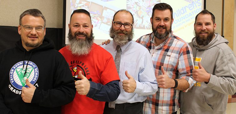 Beards4Breakfasts Dec 2017 Promo