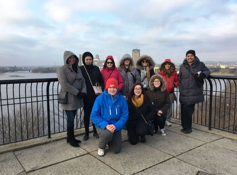 CWDHS Ottawa Trip 2017 4