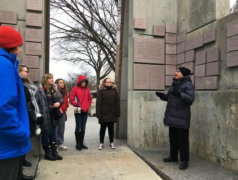 CWDHS Ottawa Trip 2017 5