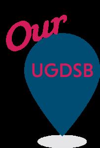 Our UGDSB Logo
