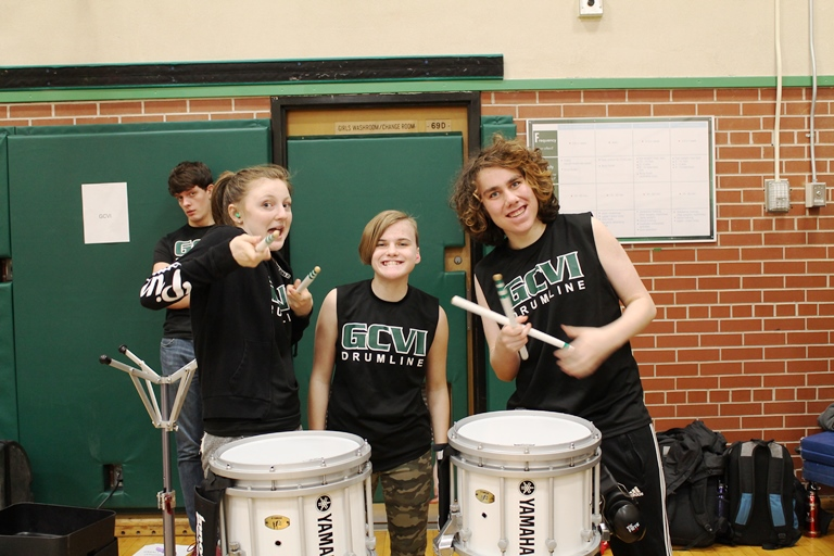 GCVI Drum Workshop 2