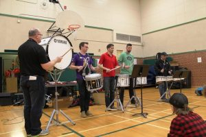 GCVI Drum Workshop 4