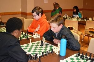 Chess Tournament 3