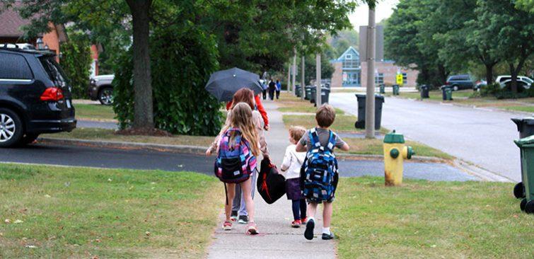 Walk To School Big Promo