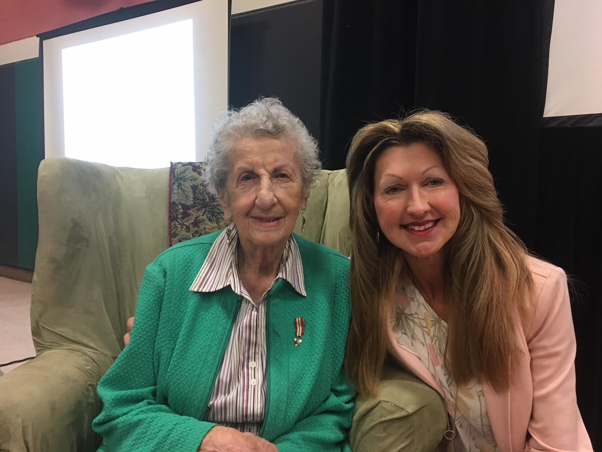 CMES Eva Olsson Visit 2018
