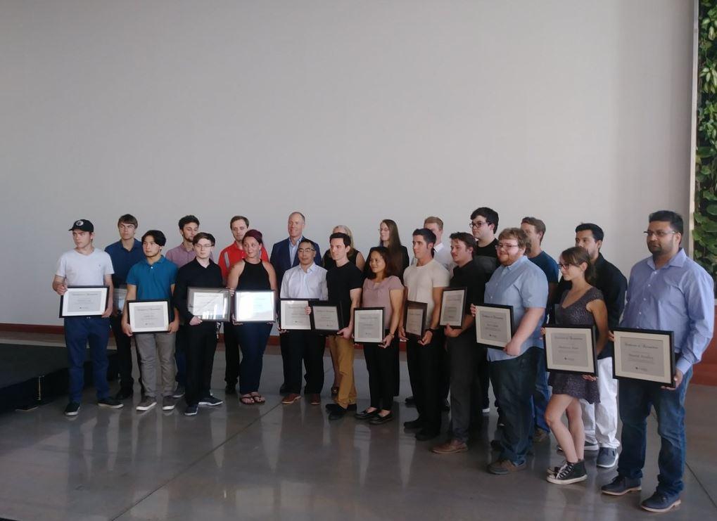 Linamar Signs 6 UGDSB Students To Apprenticeship Program 1