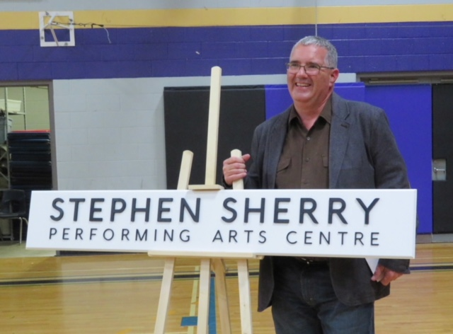 S. Sherry