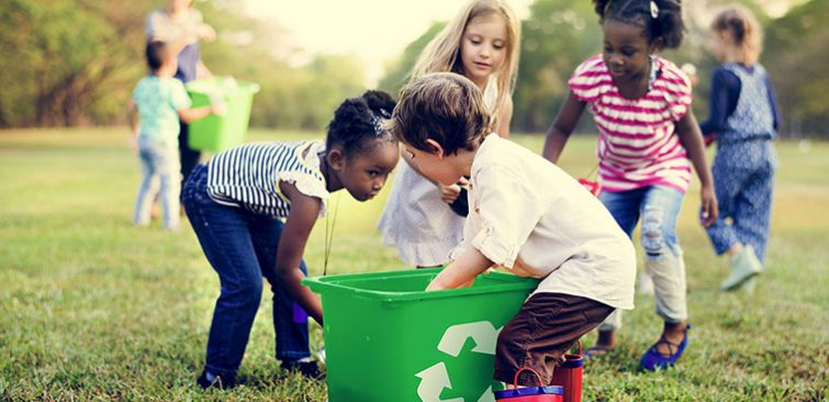 Environmental Education Recycle Promo