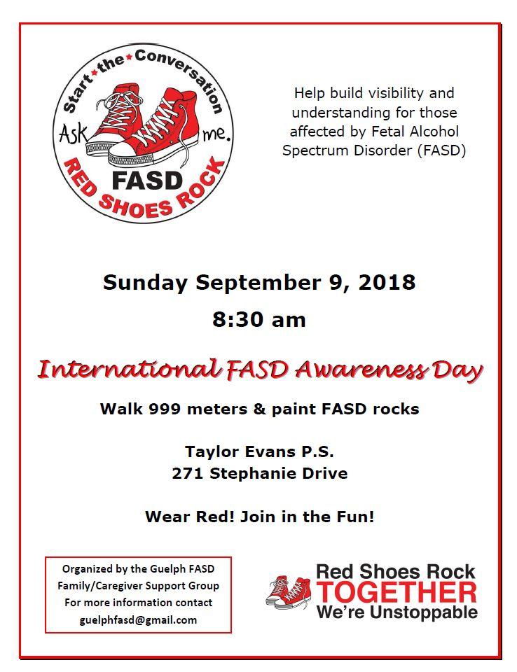 FASD Sept 9 Event