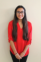 Student Trustee Chloe Gear Web
