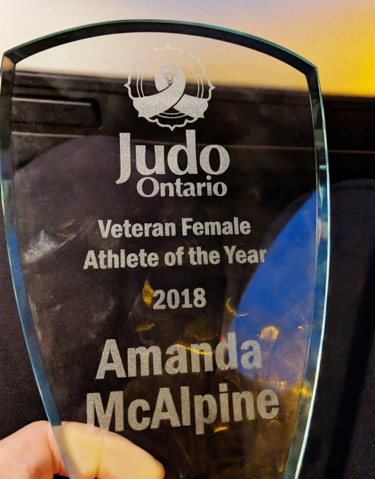 Amanda McAlpine CCVI 2