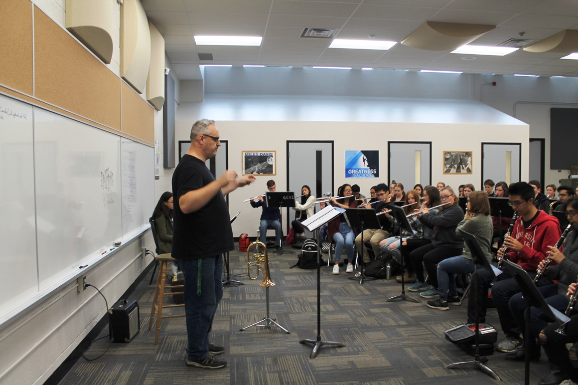 GCVI Music Room 1