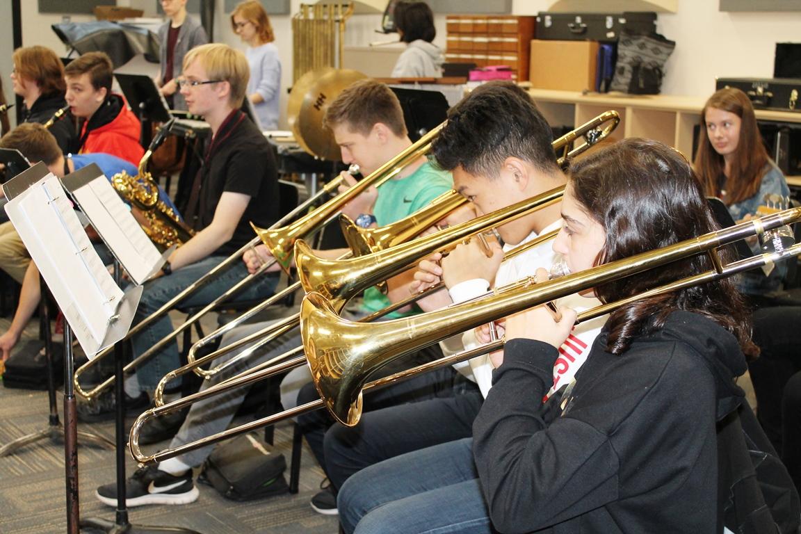GCVI Music Room 2