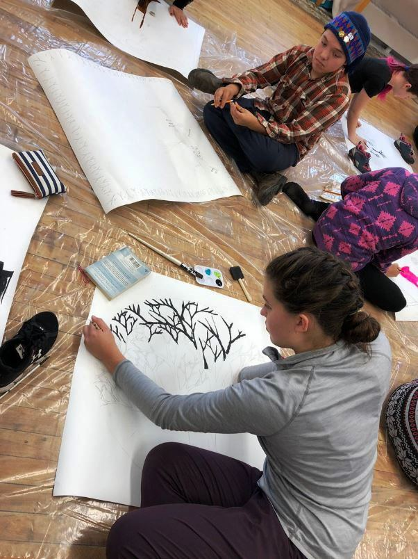 AGG Student Art Workshop