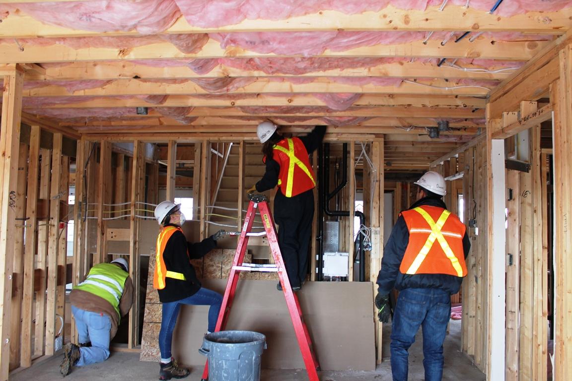 GCVI Habitat Build 3