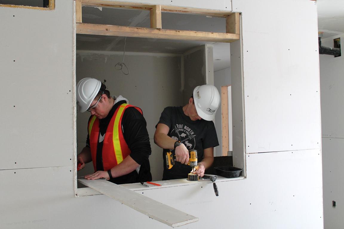 GCVI Habitat Build 4