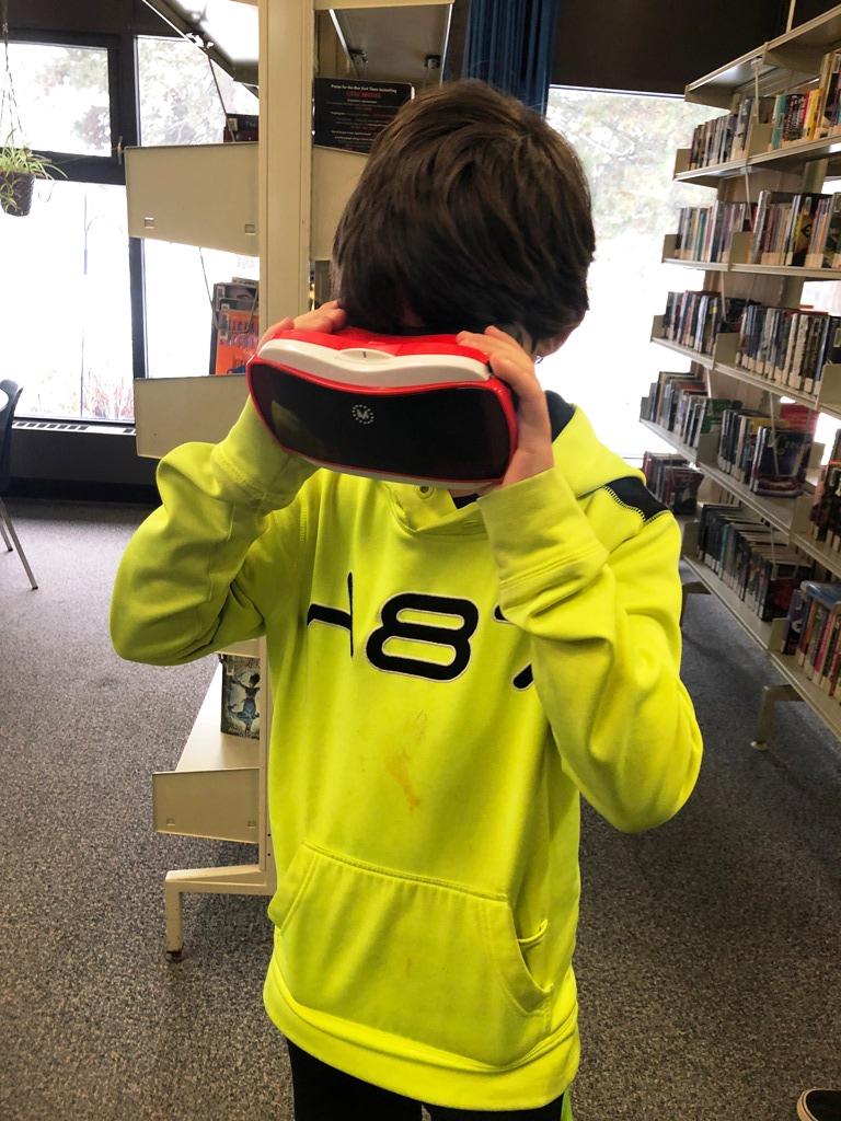 Virtual Reality_CHSS Gr8