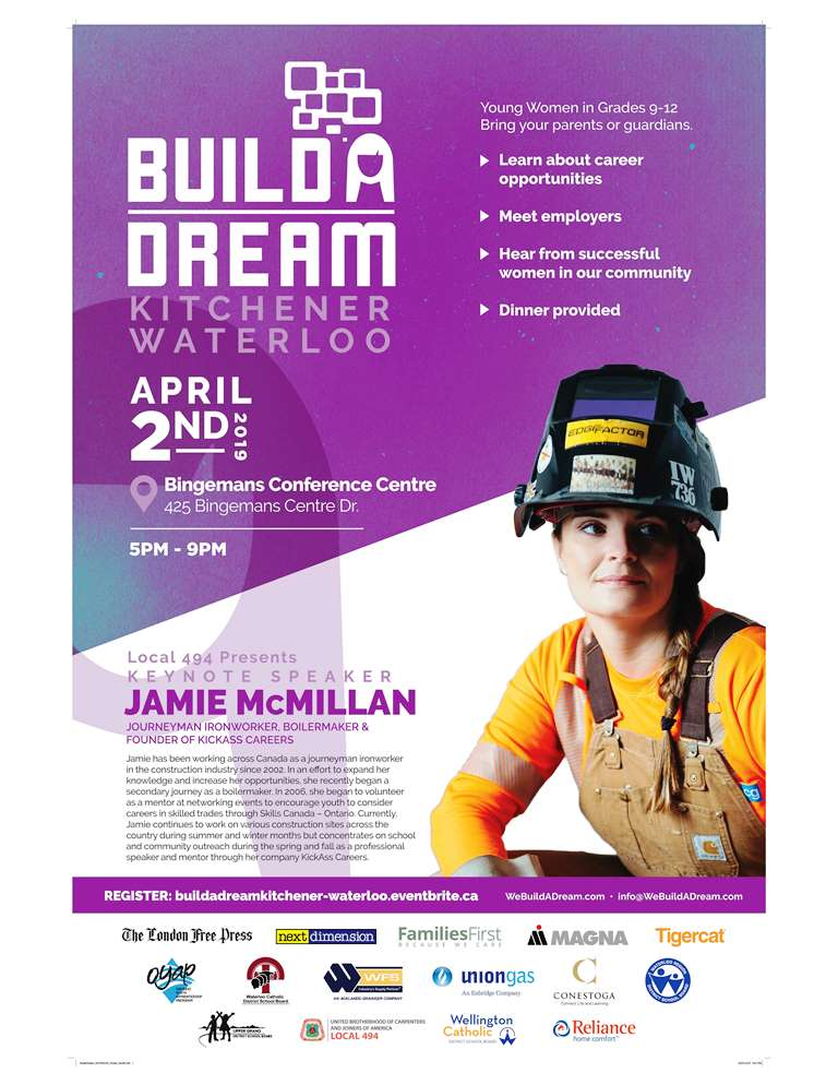 BuildADream_WATERLOO_REGISTER TODAY!