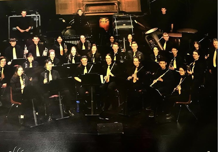 CCVI Symphonic Winds