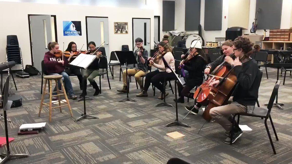 GCVI String Ensemble