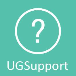 Staff Resources UGSupport Button