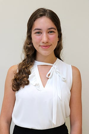 Student Trustee Nathalie Alaves 2019 20