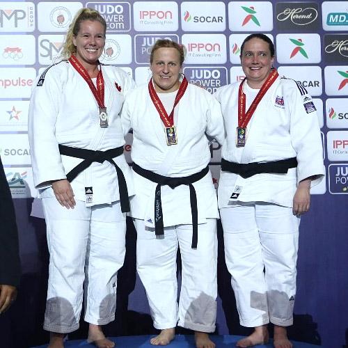 CCVI teacher Amanda McAlpine won the silver medal at the 2019 Veteran World Judo Championships, held in Morocco in October 2019.