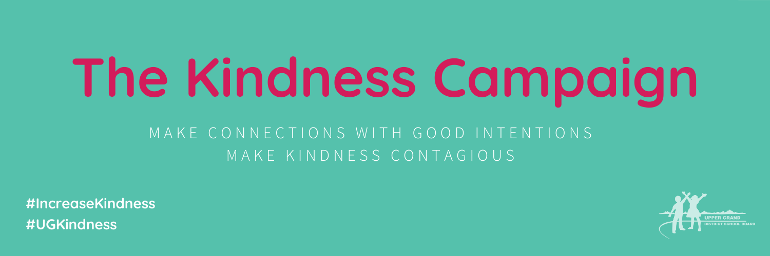 Kindness Campaign Web Banner