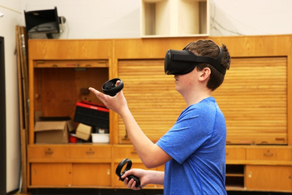 Orangeville grade 8 students get taste of high school during Tech Day