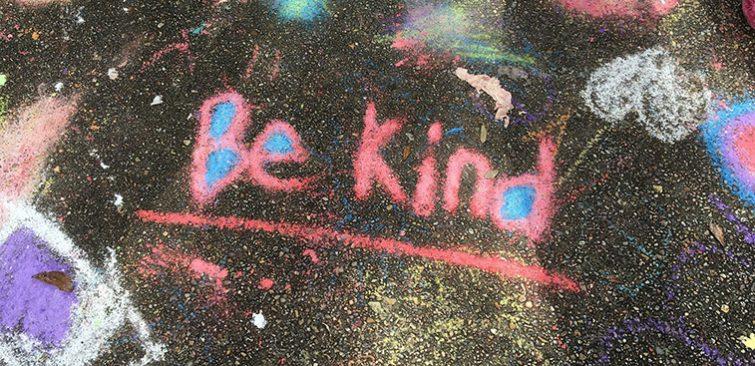 Be Kind Stock Image Big Promo