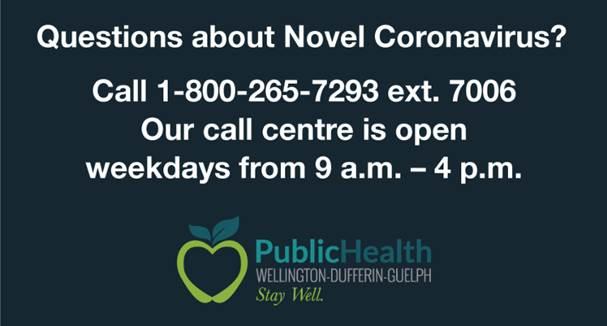 Public Health Coronavirus