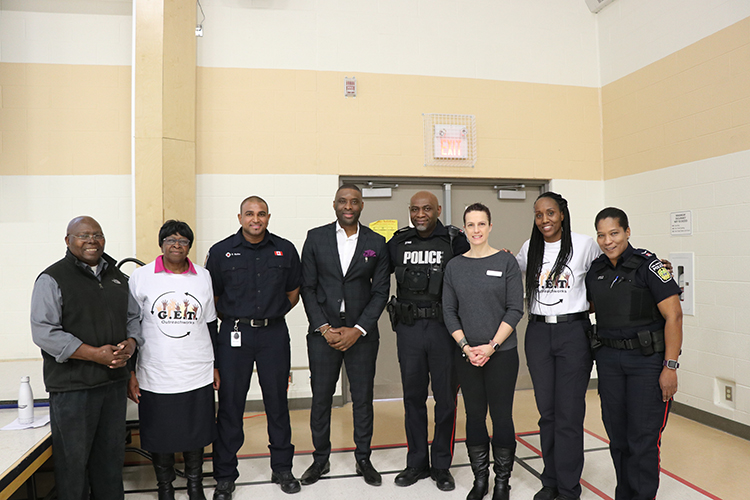 UGDSB students learn about Black History through CEEP Project
