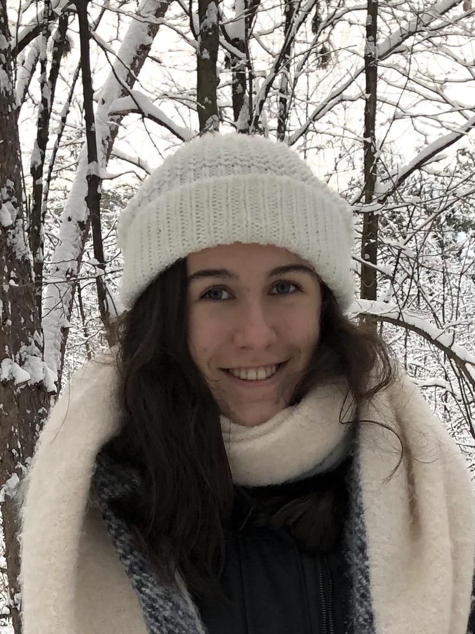 Tara GCVI student