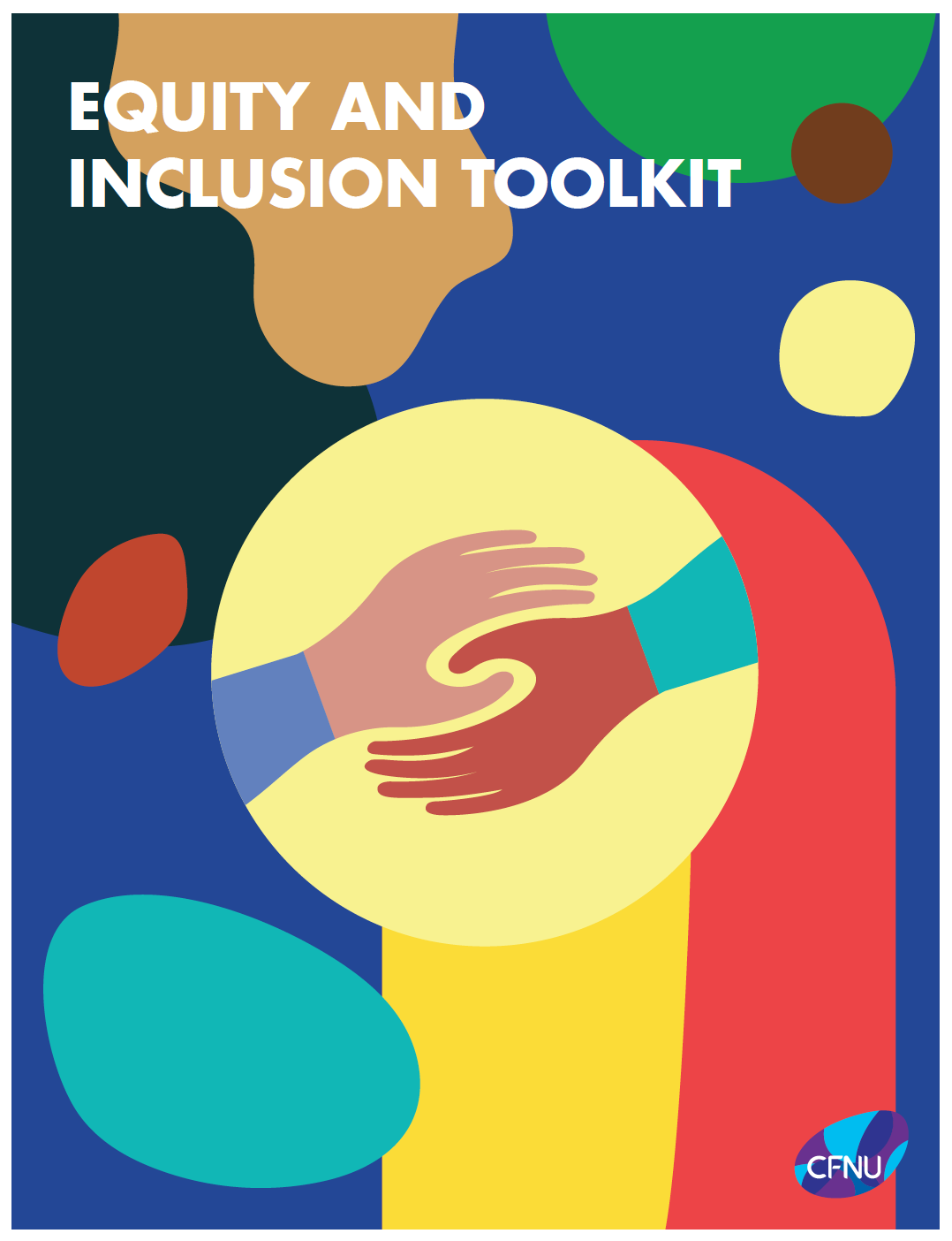 Canadian Federation of Nurses Union - Equity Toolkit cover image