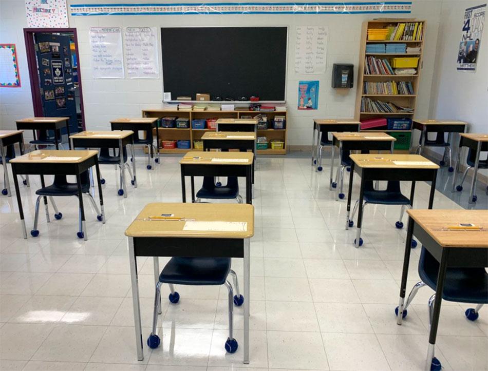 Erin PS Classroom