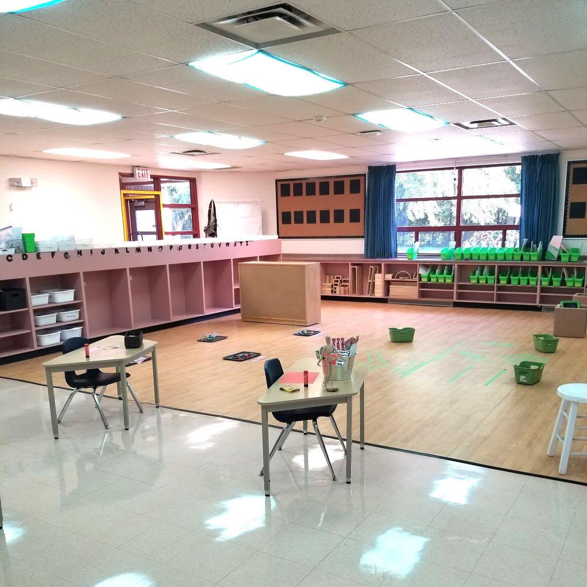 Classroom Elementary 2