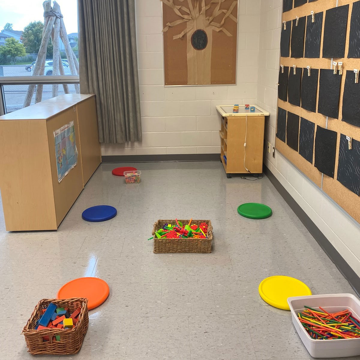 Classroom Elementary 3