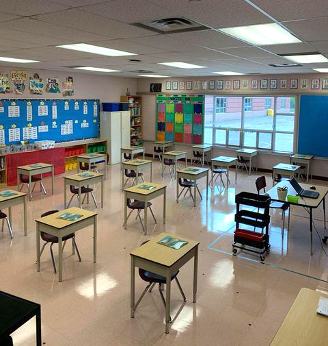 Classroom Elementary 4