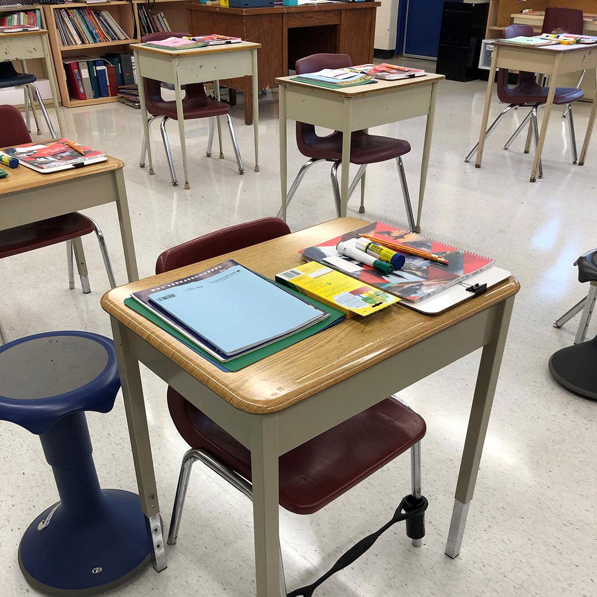 Classroom Elementary 5