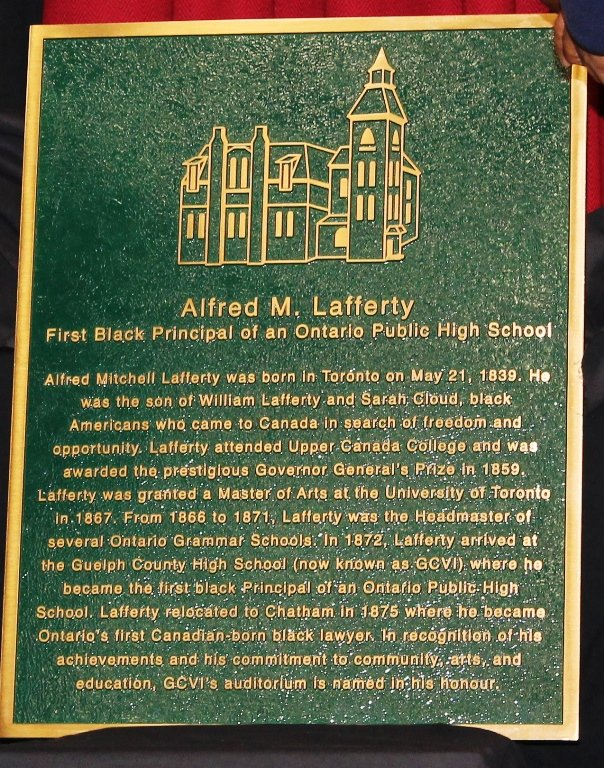 GCVI Alfred Lafferty 6