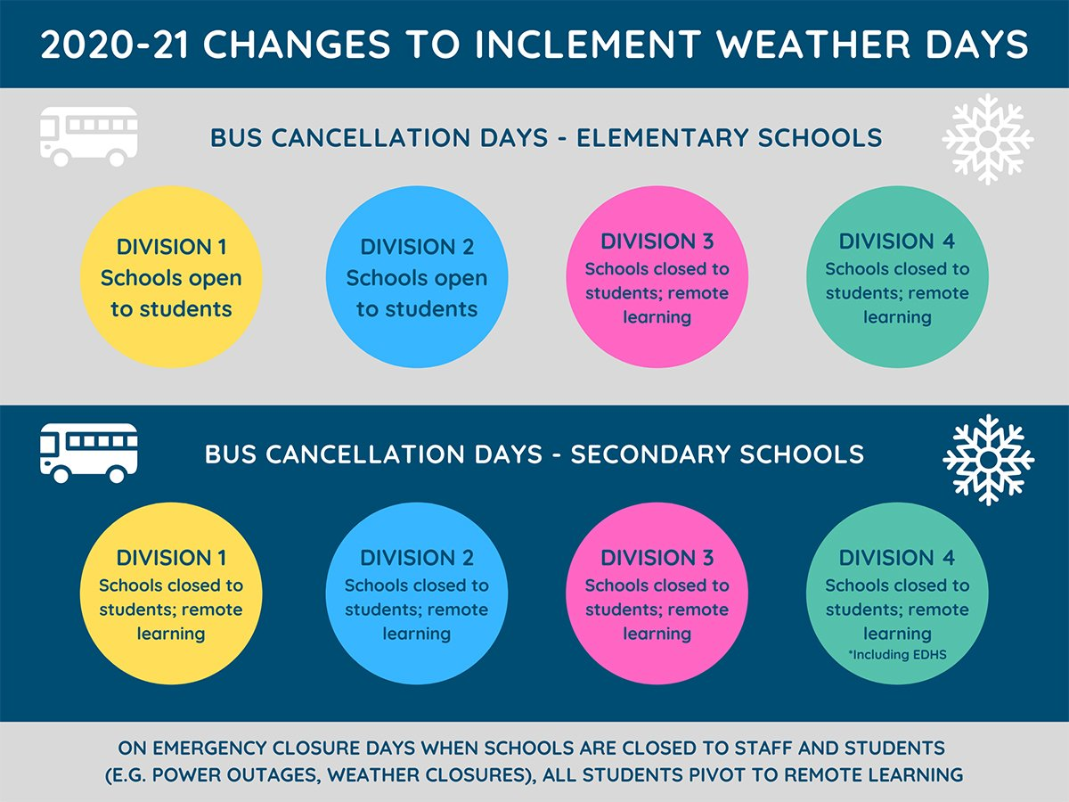 No Bus Days SMALL 2020 21