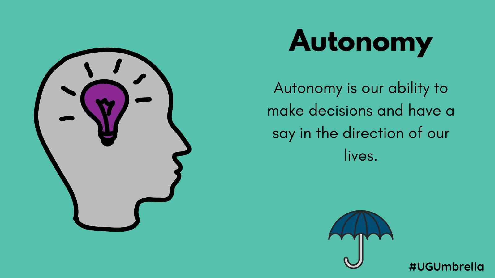 May   Autonomy Umbrella Skill Graphic