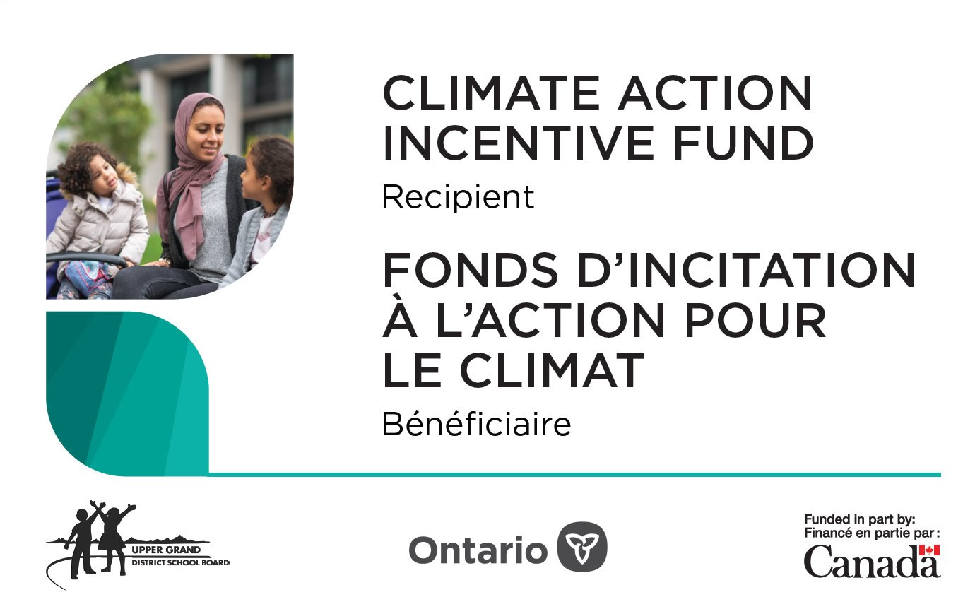 Climate Action Incentive Fund UGDSB