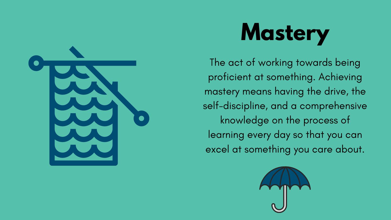 June Mastery