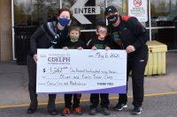 Oliver And Finn Donation Photo   Spotlight