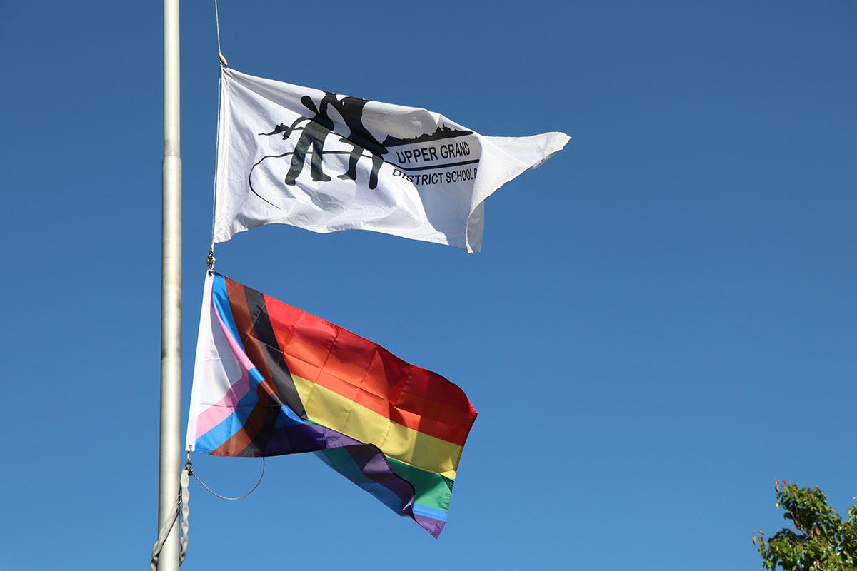 Pride Flag 2021